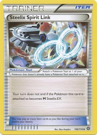 Steelix Spirit Link (#106/114)