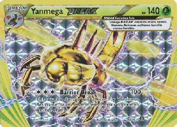 Yanmega Break (#8/114)