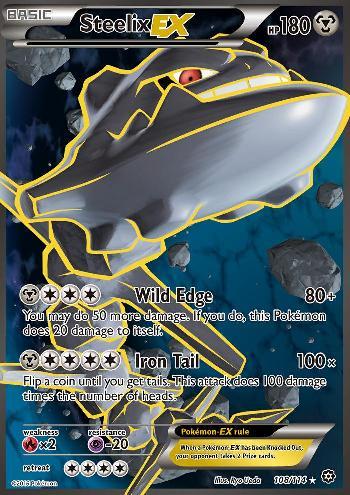 Steelix-EX (#108/116)