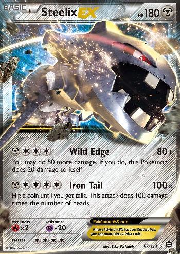 Steelix-EX (#67/114)