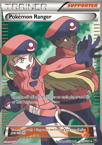 Pokémon Ranger (#113/114)