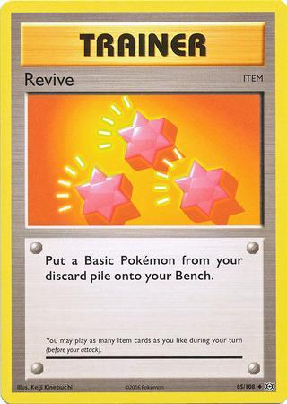 Revive (#85/108)