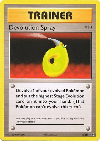 Devolution Spray (#76/108)
