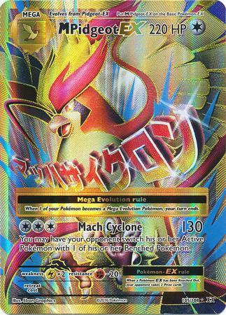 M Pidgeot-EX (#105/108)
