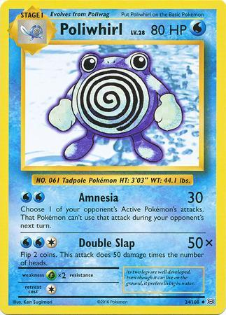 Poliwhirl (#24/108)