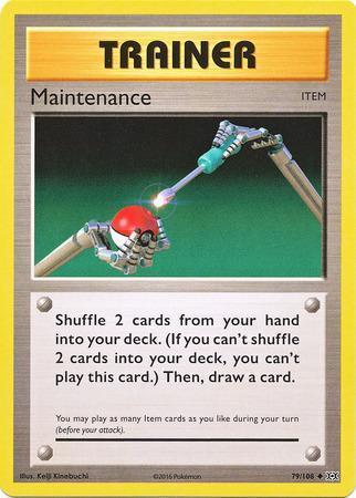 Maintenance (#79/108)