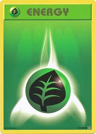 Grass Energy (#91/108)