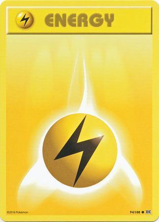 Lightning Energy (#94/108)