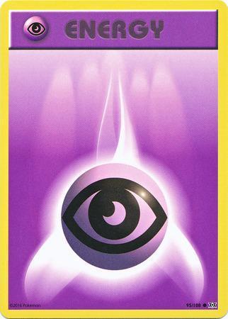 Psychic Energy (#95/108)