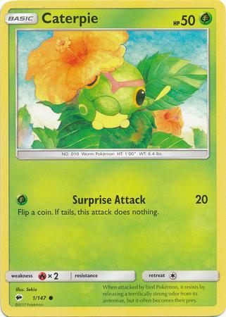 Caterpie (#1/147)