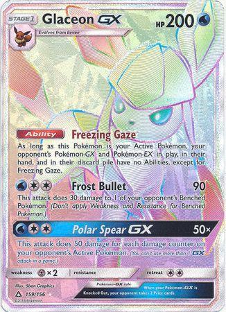 / Glaceon-GX (#159/156)