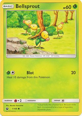 Bellsprout (#1/111)