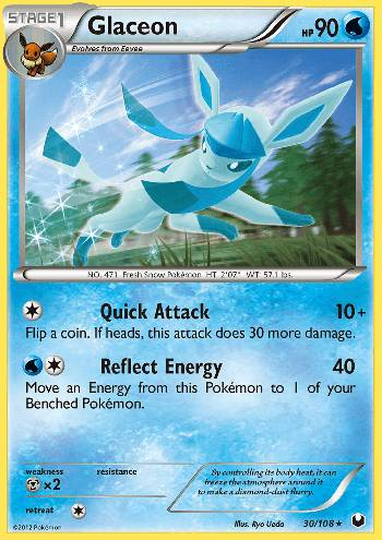 Glaceon (#30/108)