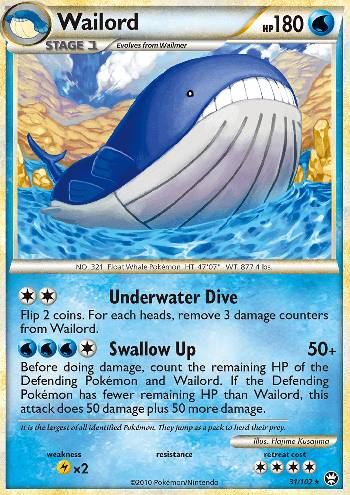 Wailord (#31/103)