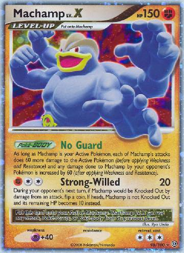 Machamp LV.X (#98/106)