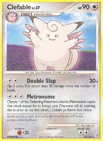 Clefable (#22/130)