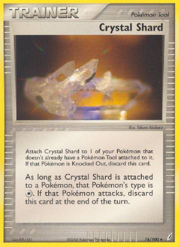 Crystal Shard (#76/100)