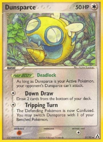 Dunsparce (#31/93)