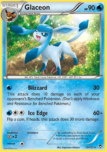 Glaceon (#19/111)