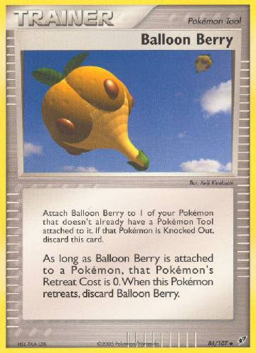 Balloon Berry (#84/108)