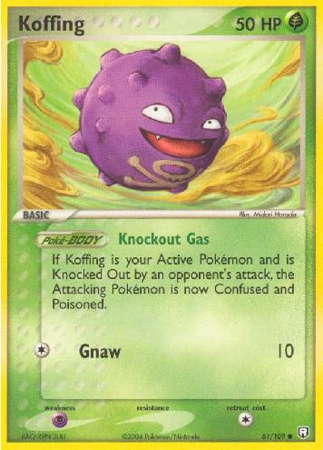 Koffing (#61/111)