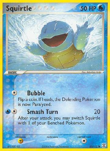 Squirtle (#83/116)