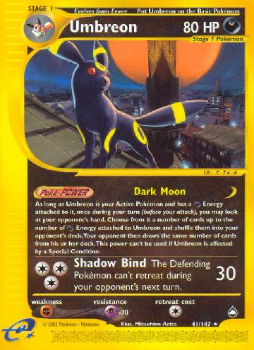 Umbreon (#41/182)