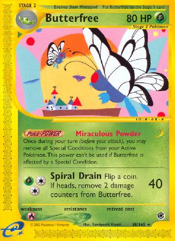 Butterfree (#38/165)
