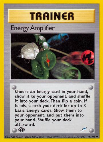 Energy Amplifier (#98/113)