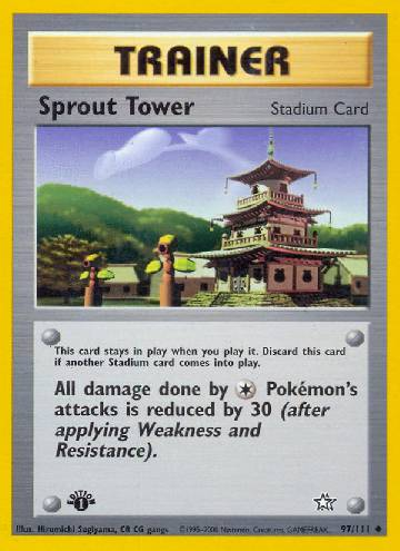 Sprout Tower (#97/111)