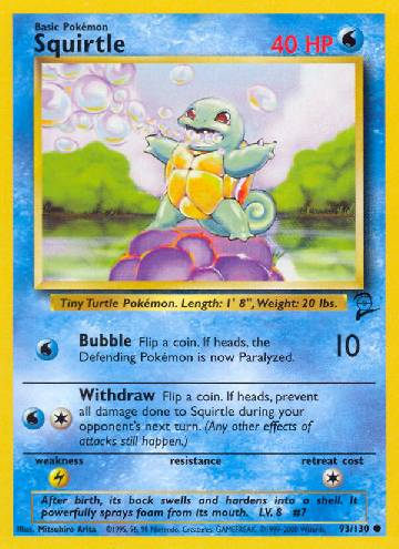 Squirtle (#93/130)