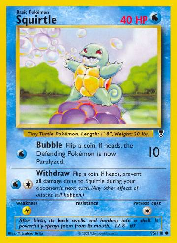 Squirtle (#95/110)