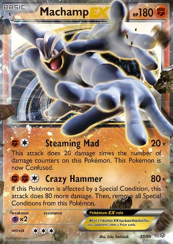Machamp-EX (#37/98)