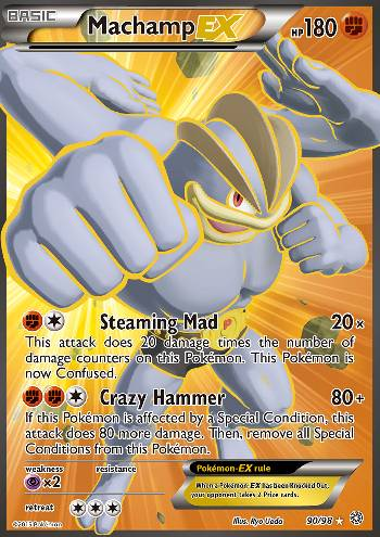 Machamp-EX (#90/98)