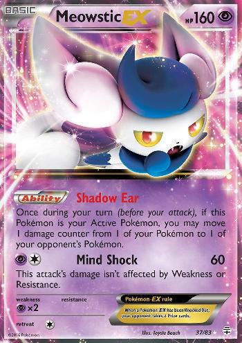 Meowstic-EX (#37/83)