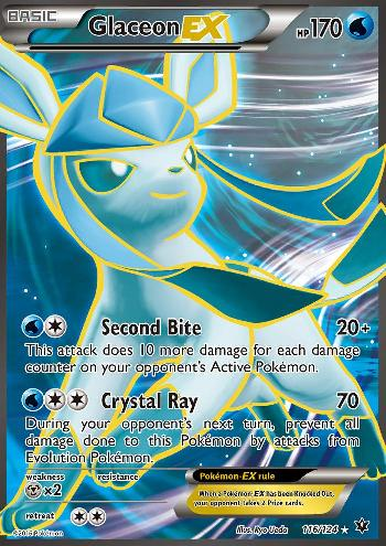Glaceon-EX (#116/124)