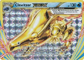 Clawitzer TURBO / Clawitzer Break (#35/114)