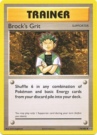 Valentia do Brock / Brock's Grit