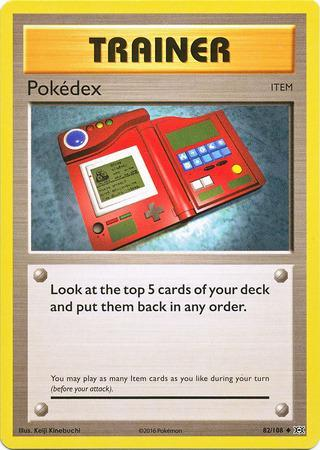 Pokédex / Pokedex