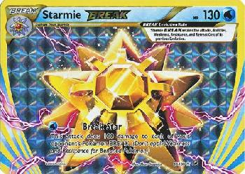 Starmie TURBO / Starmie Break (#32/108)